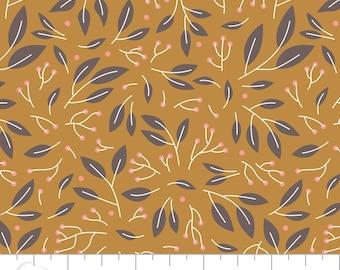 Leaf, Magnolia, 2240402, Camelot Cotton,  multiple quantity cut in one piece, Cotton