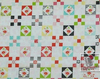 Fab Friend'zy, Henry Glass & Co, multiple quantity cut in one piece, 100% Cotton