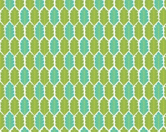 Leaves, 6141707-02, You are Dino-Mite, Camelot Fabrics, multiple quantity cut in one piece, 100% Cotton