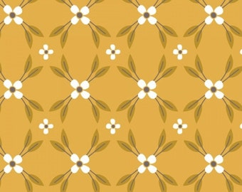 END OF BOLT, Magnolia, 2240403, Camelot Cotton, fq, half-yard, by the yard, multiple quantity cut in one piece, Cotton