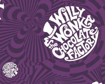 Willy Wonka, 23230113, col 01, Camelot Fabrics, cotton, cotton quilt, cotton designer