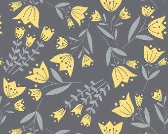 Tulip, Flutter & Buzz, 6141802-02, Camelot Fabrics, multiple quantity cut in one piece, 100% Cotton