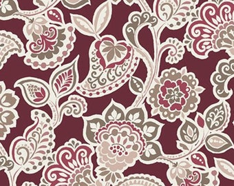 Peasley, Laura Ashley, The Hunterhill, 71180106, col 01, Camelot Fabrics, 100% Cotton