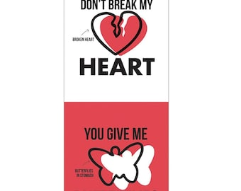 "Heart, butterfly, 18""X44"", 95070108P-01, Hasbro Gaming, Camelot Fabrics, 100% Cotton"