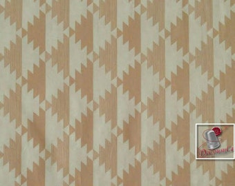 Nordic, 2143102, col 01, Camelot Fabrics, pink, white, mirrored, multiple quantity cut in one piece, 100% Cotton