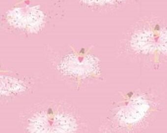 Amelia Ballerina, 71190101, col 01, The Girls Collection, Camelot Fabrics, cotton, cotton quilt, cotton designer