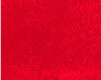 Red, Bahara, 26795, P & B Textiles, 100% Cotton