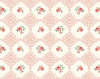 Fleurs, 9221, E, Symphony,  Andover, 100% Cotton