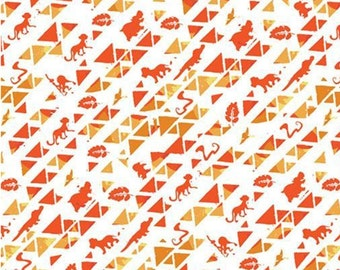 The Lion Guard, 85250106, col 03, Camelot Fabrics, cotton, cotton quilt, cotton designer