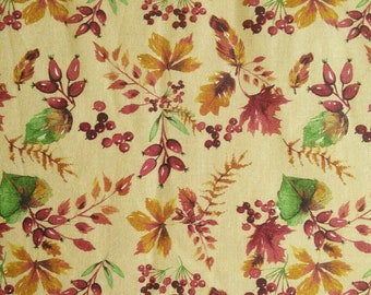 Leaf, Fables, Laura Ashley, 71180403, col 02, Camelot Fabrics, cotton, cotton quilt, cotton designer