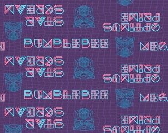 Transformers Galaxy, 95020204, col 01, Camelot Fabrics, cotton, cotton quilt, cotton designer