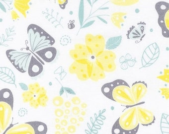 On the wing, Flutter & Buzz, 6141801-01, Camelot Fabrics, multiple quantity cut in one piece, 100% Cotton