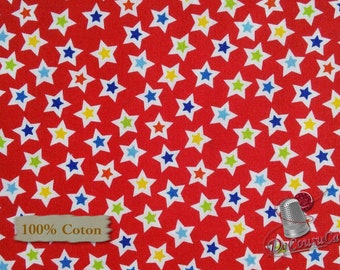 Star, Air Show, by First Studio,, Henry Glass & Co, multiple quantity cut in 1 piece, 100% Cotton, (Reg 2.99-17.99)