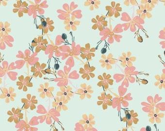 Berry Blossoms, 29170303, col 03, Camelot Fabrics, 100% Cotton, quilt cotton, (Reg 2.99-17.99)