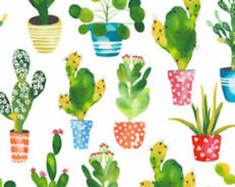 Cactus, 7216, Timeless Treasures, 100% Cotton