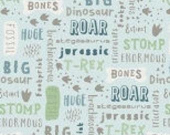Jurassic, 6611, Riley Blake, fabric, cotton, quilt cotton