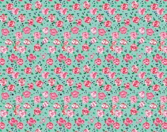 Flower, City Girl, 26180105J, col 03, Camelot Fabrics, 100% Cotton
