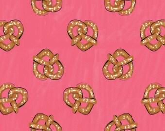 Pretzel, City Girl, 26180104J, col 01, Camelot Fabrics, 100% Cotton