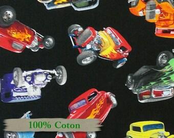 Char, 398, Elizabeth's Studio, Char, multiple quantity cut in one piece, 100% Cotton, (Reg 2.99-17.99)