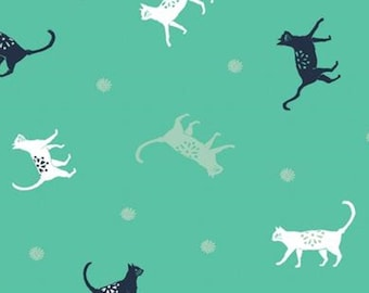 Cat, Urban Jungle, 30180205, col 02, Camelot Fabrics, cotton, cotton quilt, cotton designer
