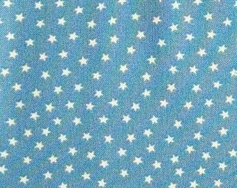 Star, blue, Andover, 9166, cotton, cotton quilt, cotton designer