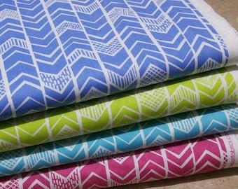 SALE, Bundle, 4 prints, Mod Block, Camelot Fabrics, Quilt cotton, (Reg 15.04-77.96)
