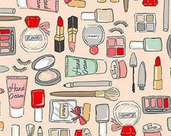 Make up, Pamper, 2314P, Makower, cotton, cotton quilt, cotton designer