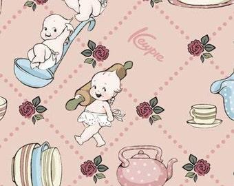 Sew Kewpie of Riley Blake Designs, BLUSH, #10541, fabric, cotton, quilt cotton