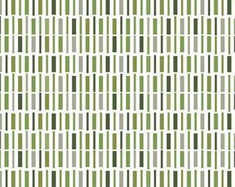 Holly Holiday, Riley Blake Designs, Christmas fabric 100% cotton, #10885 GREEN