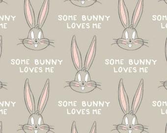 BUGS BUNNY, Looney Tunes, 23600126, COL 01, Camelot Fabrics