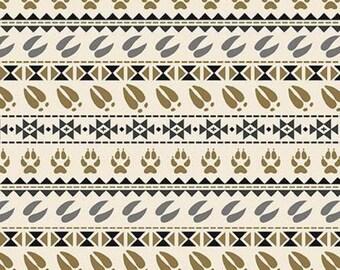 Stripes, Tree Pine, Trees, Cream, Timberland, 10334, Riley Blake, cotton quilt, cotton designer, (Reg 3.76-21.91)
