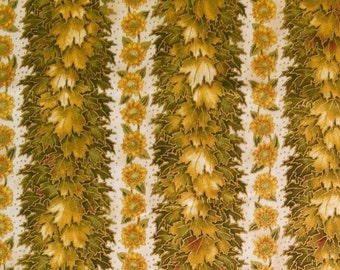 Leaves, gold, 16044, Into the woods, Quilting Treasures, cotton, cotton quilt, cotton designer