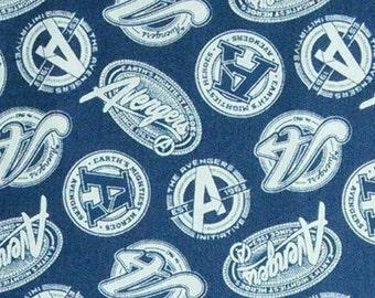 Logo, Avengers, 13050103, col 02, Camelot Fabrics, cotton, cotton quilt, cotton designer