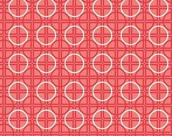 Bee Basics, Red, 6407, Riley Blake, cotton quilt, cotton designer, (Reg 3.76-21.91)