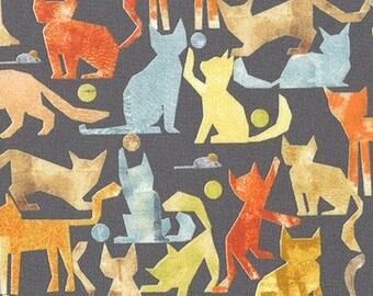 Cat, 42838, Windham Fabrics, 100% cotton, cotton quilt, cotton designer