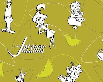 The Jetsons, 24080104, col 03, Camelot Fabrics, cotton, cotton quilt, cotton designer