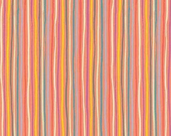 Stripes, ORANGE, Tiny Treaters, 10486, Riley Blake, fabric, cotton, quilt cotton