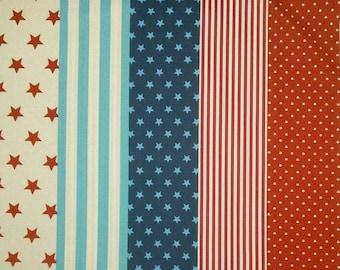 SALE, Fabric Stripes, 100% cotton, cotton quilt, cotton designer, (Reg 3.76-21.91)