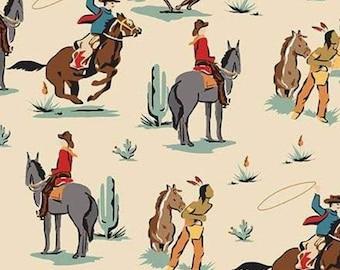Cowboy Country, 8300, Riley Blake, 100% cotton, cotton quilt, cotton designer