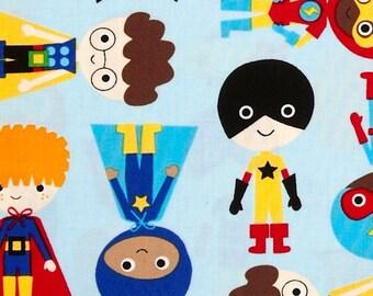 Super Kids, 14156, Robert Kaufman, 100% Cotton