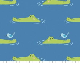 Crocodile, 21200504, col 02, Oh Snap!, Camelot Fabrics, cotton, cotton quilt, cotton designer