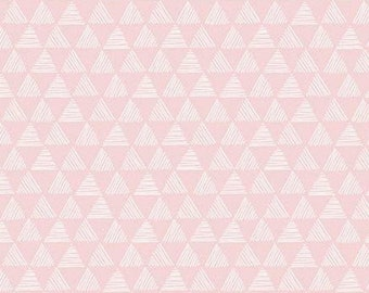 Triangle, rose, Purrfect Day, 9904, Riley Blake, cotton quilt, cotton designer