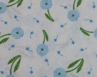 Fabric Flower, #160116 of Momandfabric, cotton, cotton quilt, cotton designer