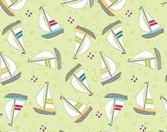 Boat, 10083, col 04, My Little Sunshine 2, Benartex, cotton, cotton quilt, cotton designer