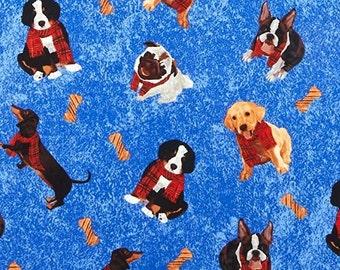 Dog, Andover, 9204, 100% coton