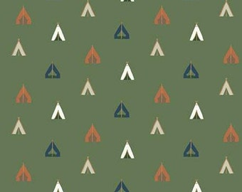 Adventure is Calling of Riley Blake Designs, GREEN, #10724 , fabric, cotton, quilt cotton