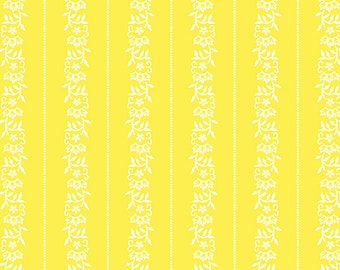 Stripe Yellow, Somerset, 6798, col 33, Benartex, cotton, cotton quilt, cotton designer
