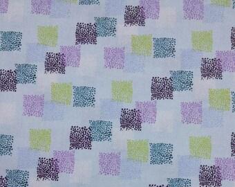 Fabric Square, 100% cotton, cotton quilt, cotton designer