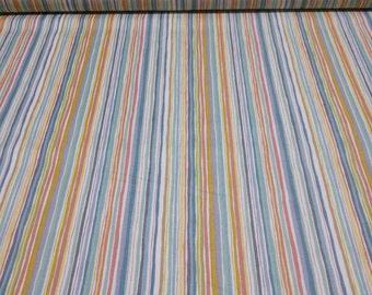 Stripes, Cool Cats, Makower, 1899, Camelot Fabrics, cotton, cotton quilt, cotton designer