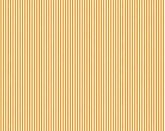 Pinstripe orange, #03129, 38, My Little Sunshine, Benartex, cotton, cotton quilt, cotton designer